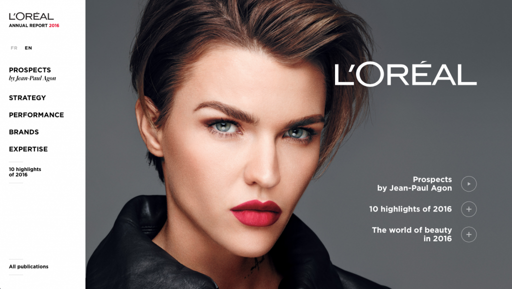 generic strategies for l oreal
